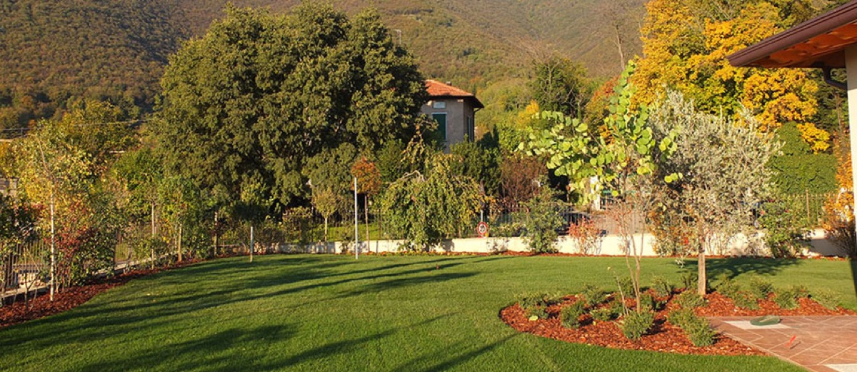 progettazione giardini - realizzazione giardini - Vivai Loda - Cellatica (Brescia) - paesaggista ...
